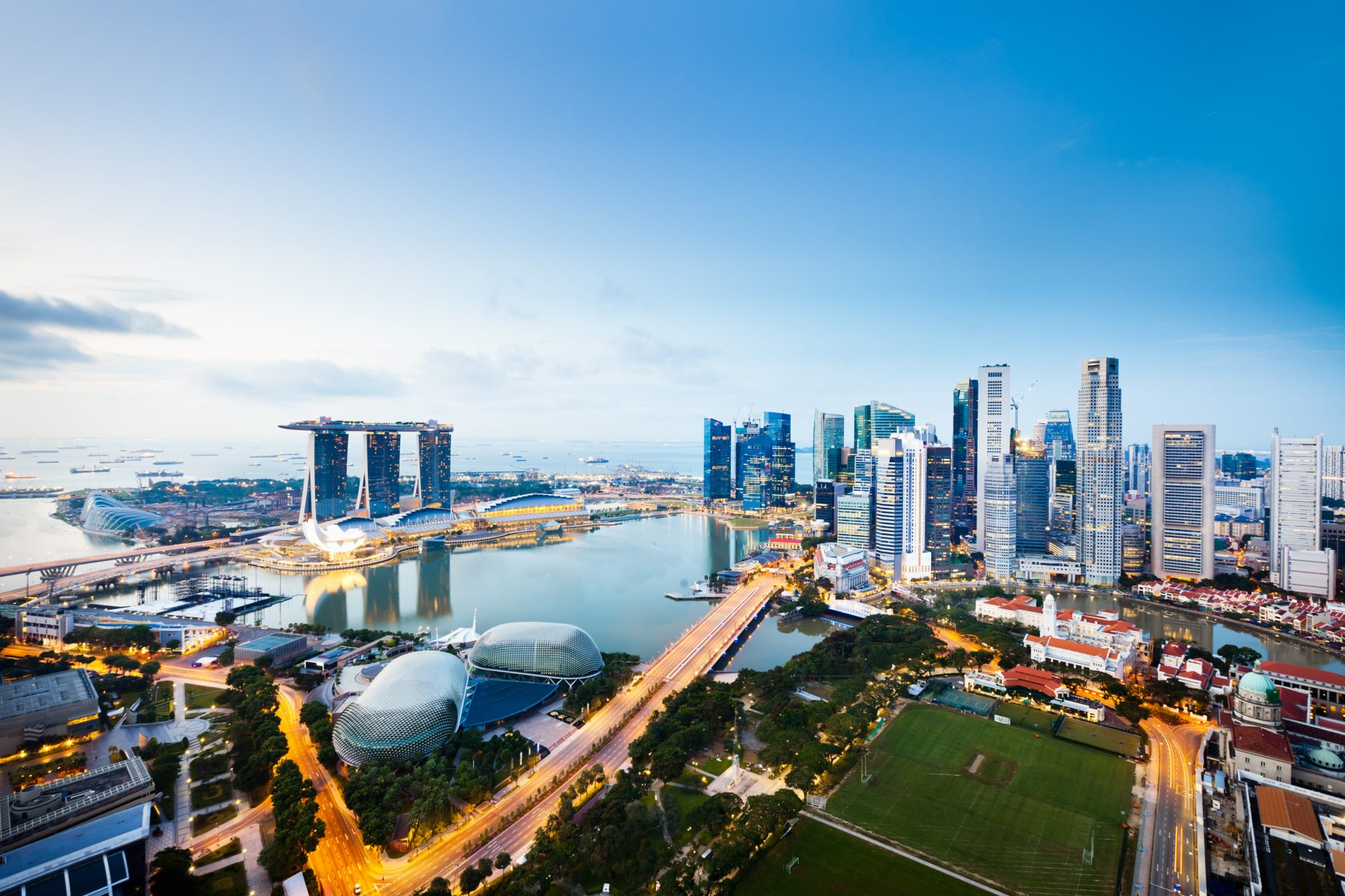 Asia's leading digital agency, reinforces its presence in Asia by announcing its new office in Singapore